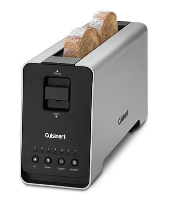 Pro Two-Slice Extruded Long-Slot Toaster