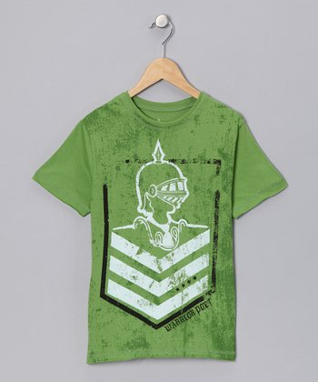 Kryptonite Chevron Icon Tee - Boys
