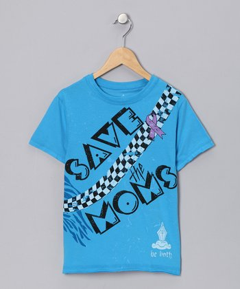 Lagoon 'Save the Moms' Tee - Toddler & Boys