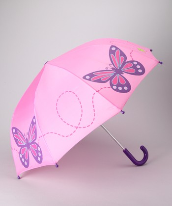 Pink Wing Umbrella