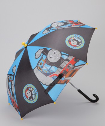 Blue Thomas the Tank Engine Umbrella