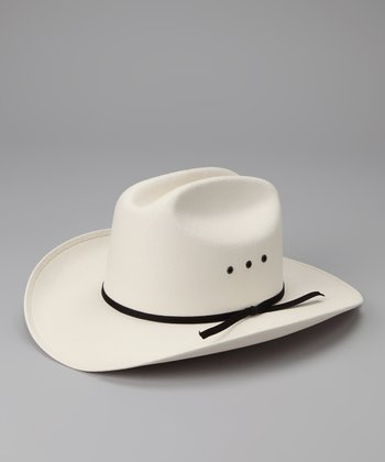 White Cattleman Hat