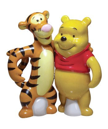 Pooh & Tigger Salt & Pepper Shaker Set