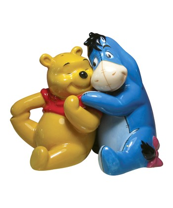 Pooh & Eeyore Salt & Pepper Shaker Set