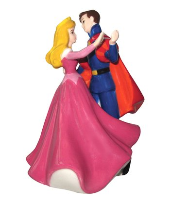 Sleeping Beauty & Prince Phillip Salt & Pepper Shakers
