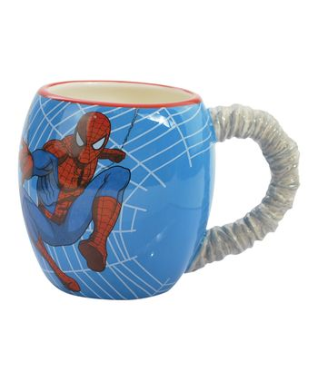 Blue Spider-Man Mug