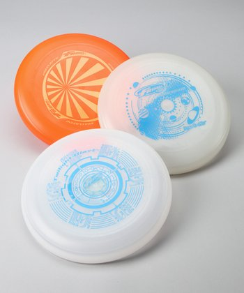 Frisbee Night & Day Set
