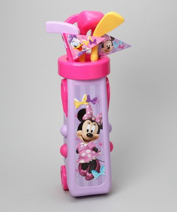Minnie Mouse Golf Set