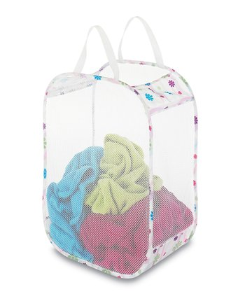 Daisy Parade Pop & Fold Laundry Bag