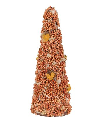 Beaded Berry Tree - Set of Two