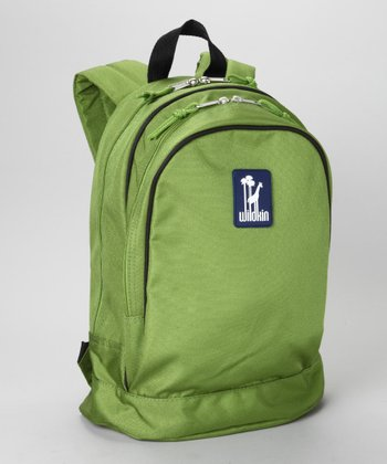 Wildkin Green Sidekick Backpack