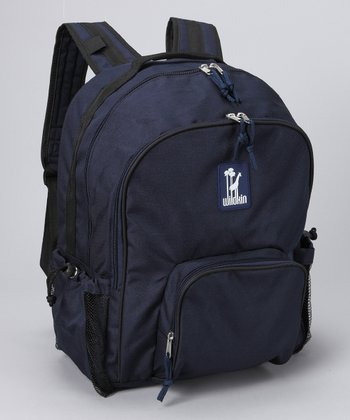 Navy Blue Macropak Backpack