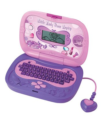 Little Lady Purse Laptop