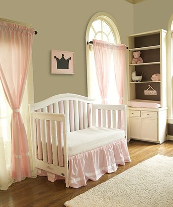 Pink & Cream Wonder Bumper - Set of 38