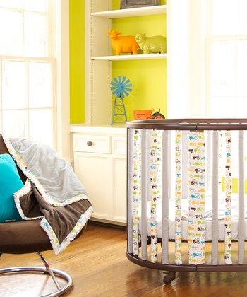 Tractor Trails Stokke-Style Wonder Bumper Set