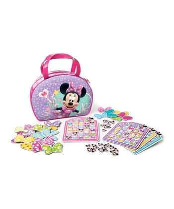Minnie Mouse Bingo Game