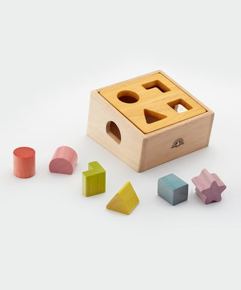 Natural Shape Sorter