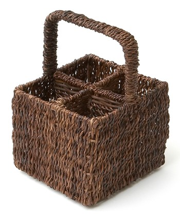Abaca Condiment Caddy