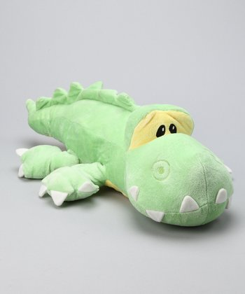 Woody Toys Baby Crocodile Plush Toy