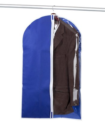 Night Blue Traveling Suit Bag