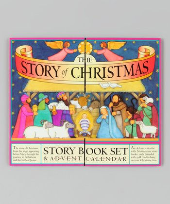 Story of Christmas Story Book Advent Calendar