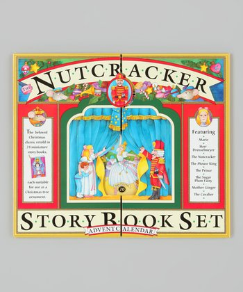 Nutcracker Story Book Advent Calendar