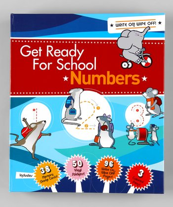 Get Ready for School: Numbers Hardcover