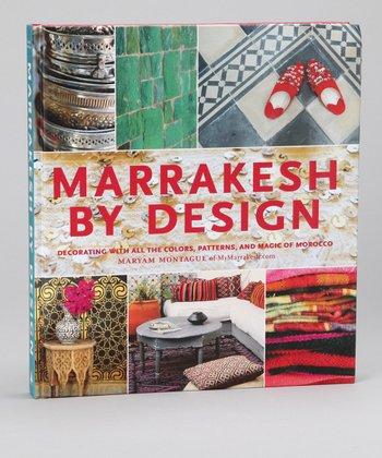 Marrakesh by Design Hardcover