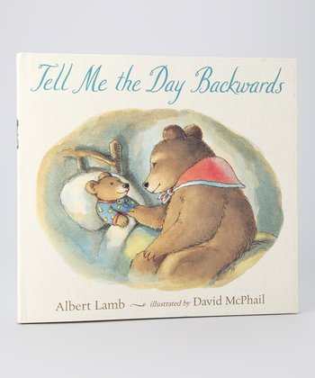 Tell Me the Day Backwards Hardcover