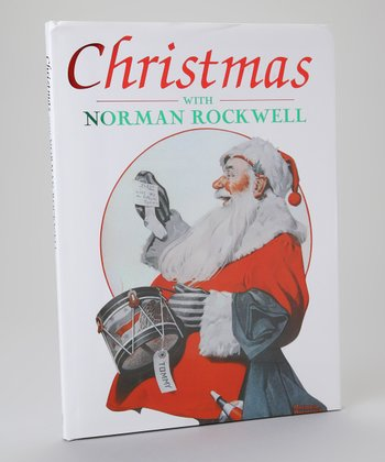 Christmas with Norman Rockwell Hardcover