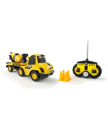 Engineering Series Remote Control Cement Truck