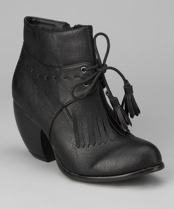 Black Dorothy Ankle Boot