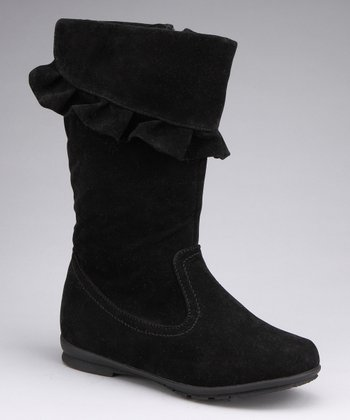 Black Hershey Boot