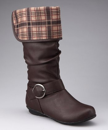 Brown Mara Boot