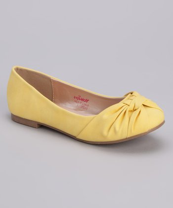 Yellow Sally-12k Flat