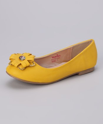 Yellow Ruth-32k Flat