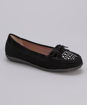Black Katia-12k Loafer