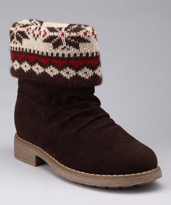 Brown Sarabeth Boot