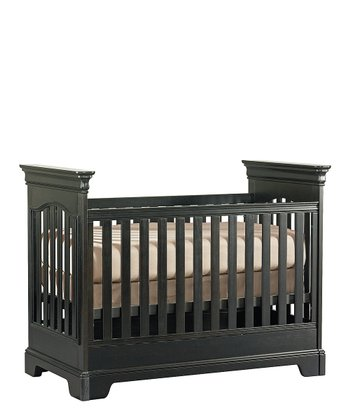 Espresso Bravo Stationary Crib
