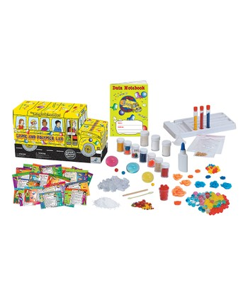 Magic School Bus: Slime & Polymer Lab Kit