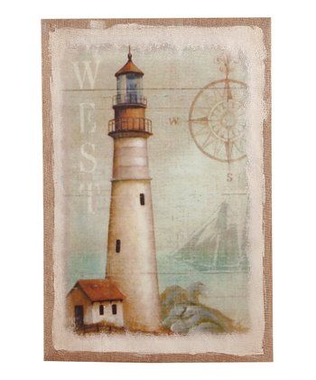 Lighthouse Canvas Wall Art