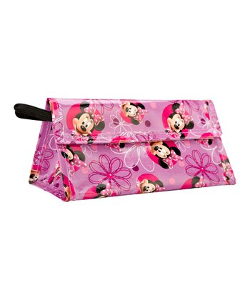 Minnie Mouse Reusable Snack Bag