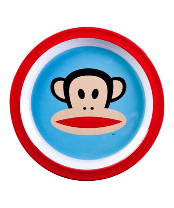 Paul Frank Monkey Plate - Set of Two