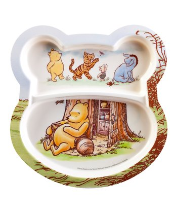 Classic Pooh Plate - Set of Two