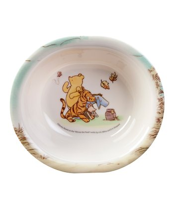 Classic Pooh Oval Bowl - Set of Two