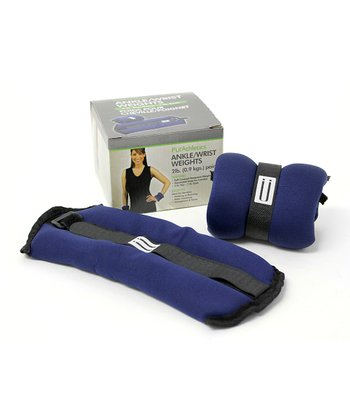 1-Lb. Ankle/Wrist Weight - Set of Two