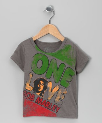 Asphalt 'One Love' Tee - Infant