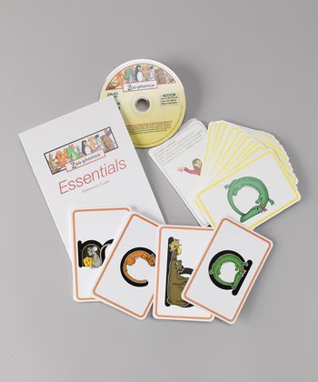 Zoo-phonics At-Home Essentials Program