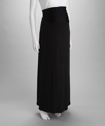 Zula Maternity Maxi Skirt