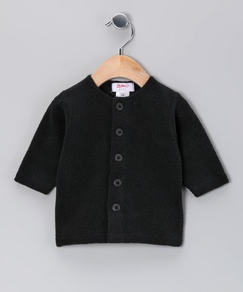Black Fleece Cardigan